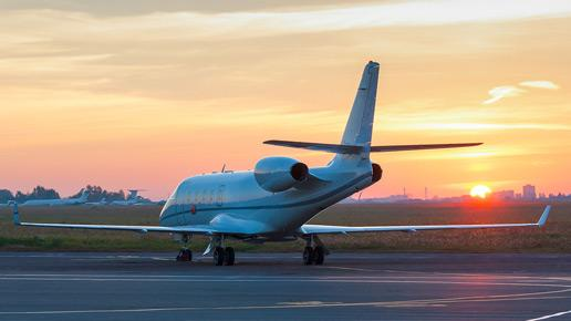 AVMIN NAMED FLIGHT CENTRE LTD'S PREFERRED CHARTER AIRCRAFT
